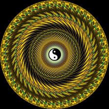 circle yin yang